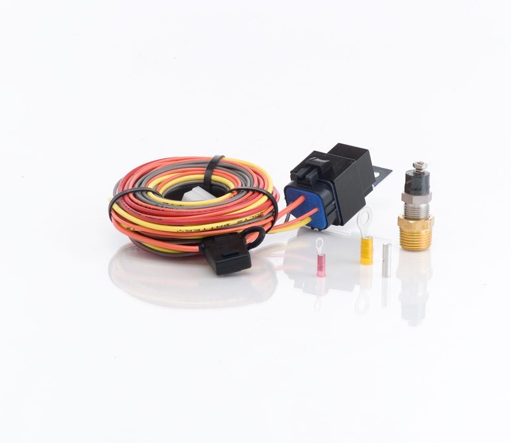 Electric Fan Wiring Kit Be Cool Radiator
