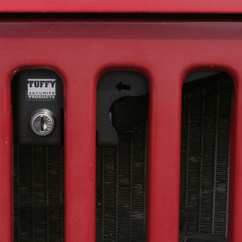 Tuffy Security Hood Lock