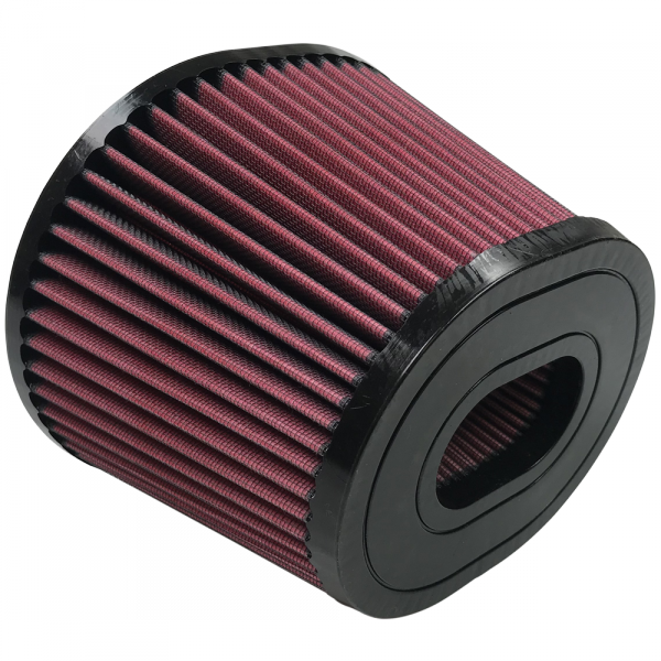 S&B Filter KF-1036 Air Filter For Intake Kits 75-5018 Oiled Cotton Cleanable Red
