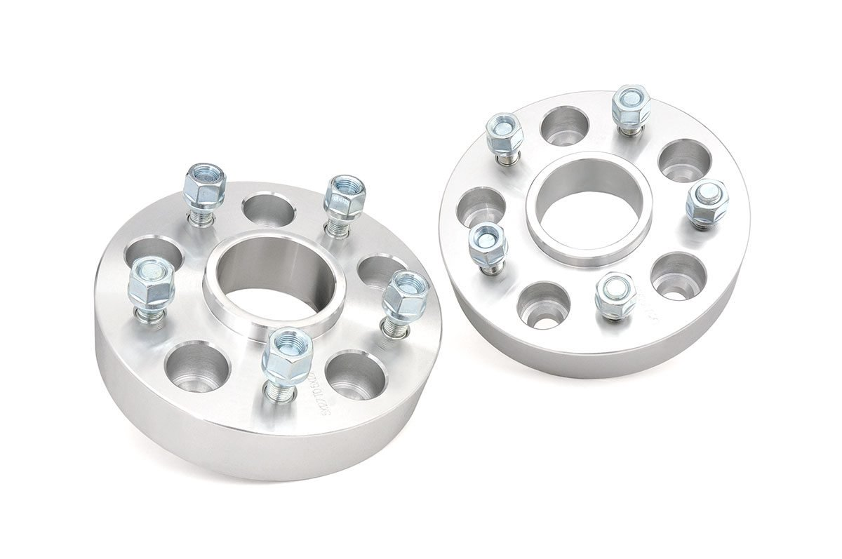 Rough Country 2-inch Wheel Spacers, Pair - JT/JL