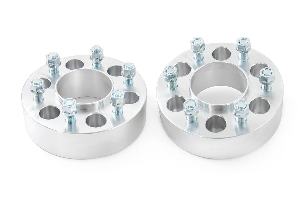 Rough Country 2in Wheel Spacers, Pair - F-150 2004-14