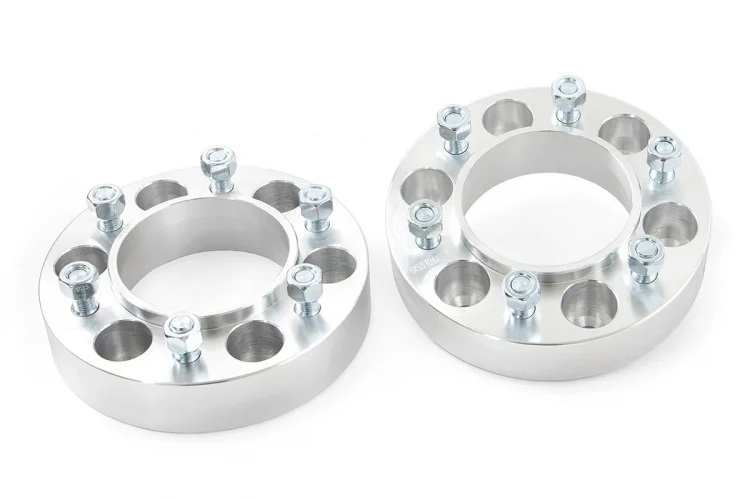 Rough Country 1.5in Wheel Spacers, Pair - Tacoma 05-21/4Runner 10-20