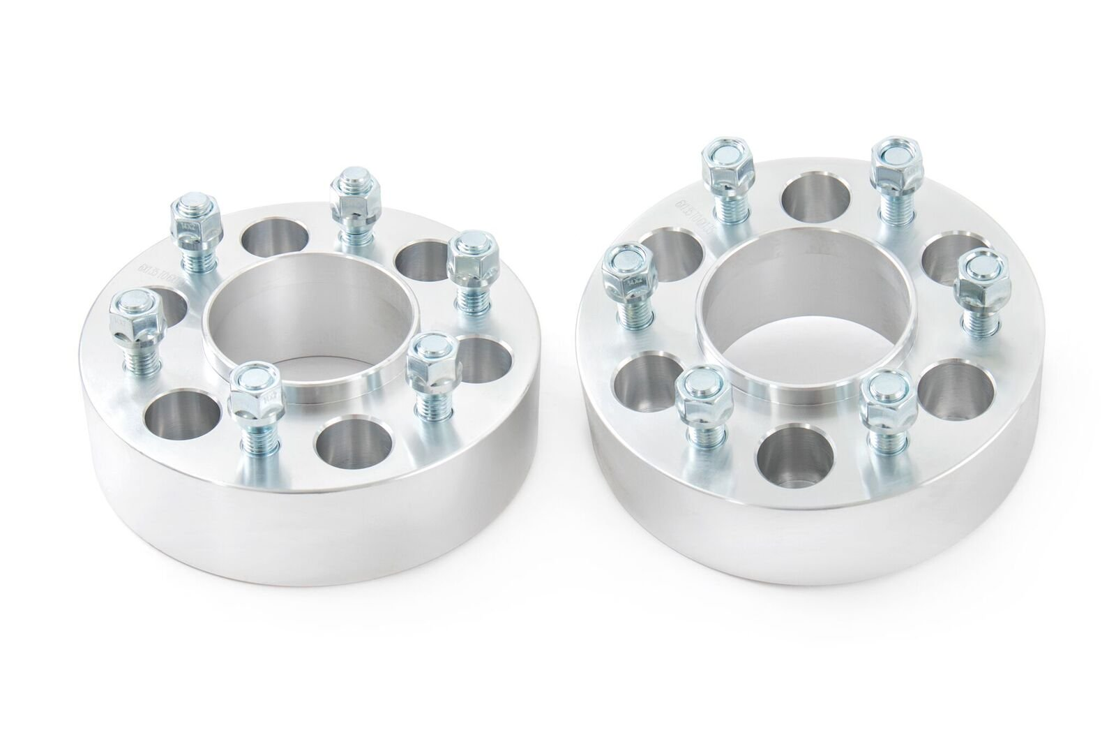 Rough Country 2in Wheel Spacers, Pair - F-150 2015-20