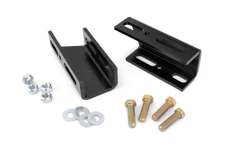 Rough Country Sway Bar Drop Brackets - GM