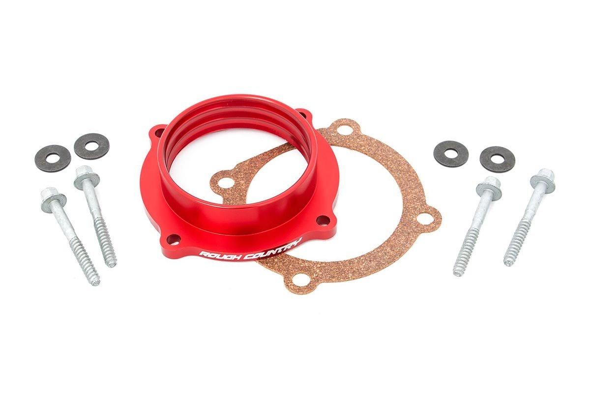 Rough Country Throttle Body Spacer  - JT/JL/JK 2012+ 3.6L
