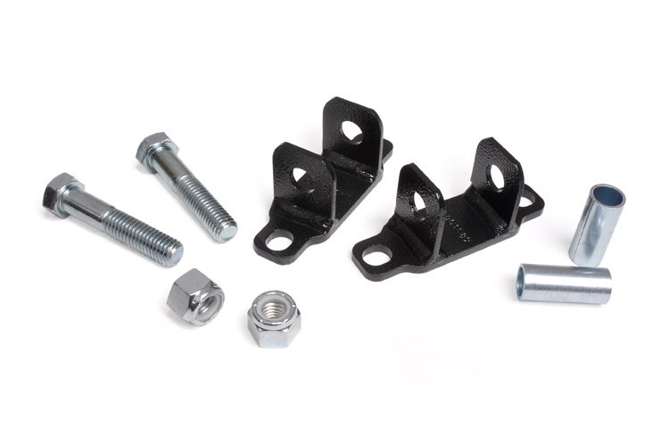 Rough Country Rear Upper Bar Pin Eliminator Kit - JK/TJ/YJ