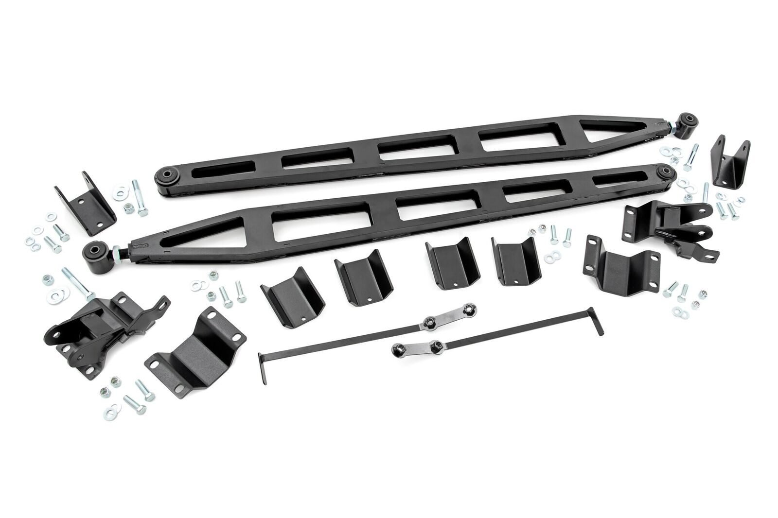 Rough Country Traction Bar Kit - Dodge RAM 2500 2003-13