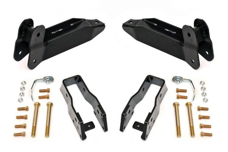 Rough Country Control Arm Drop Kit - Dodge Ram 1500/2500/3500 2003-12