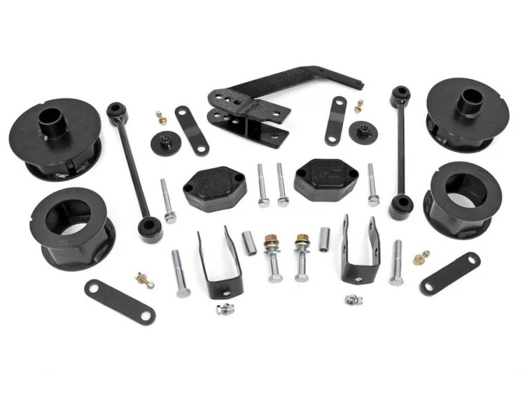 Rough Country 2.5in Series II Suspension Lift Kit  - JK