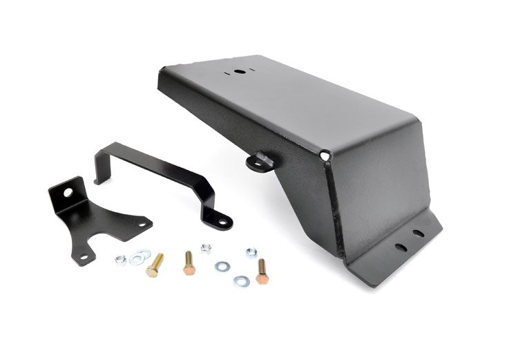 Rough Country Evap Canister Skid Plate - JK