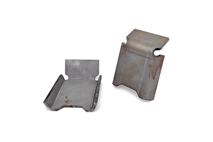 Rough Country Front Lower Control Arm Skid Plates, Pair - JK