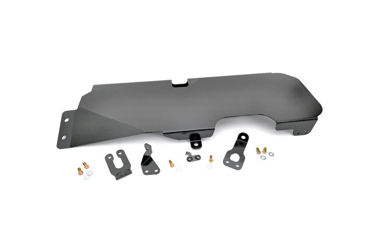 Rough Country Gas Tank Skid Plate - JK 2dr