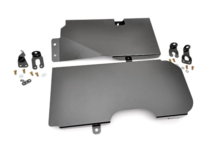 Rough Country Gas Tank Skid Plate - JK 4dr