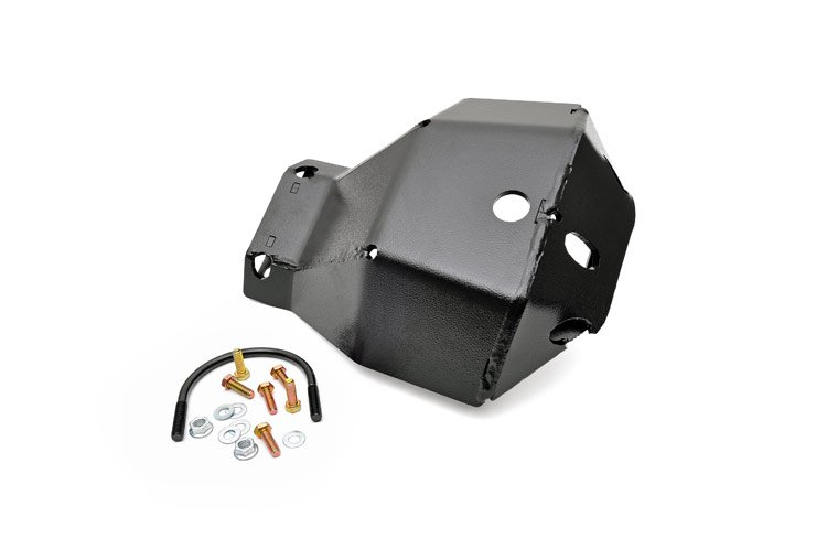 Rough Country Front Dana 30 Differential Skid Plate - JK