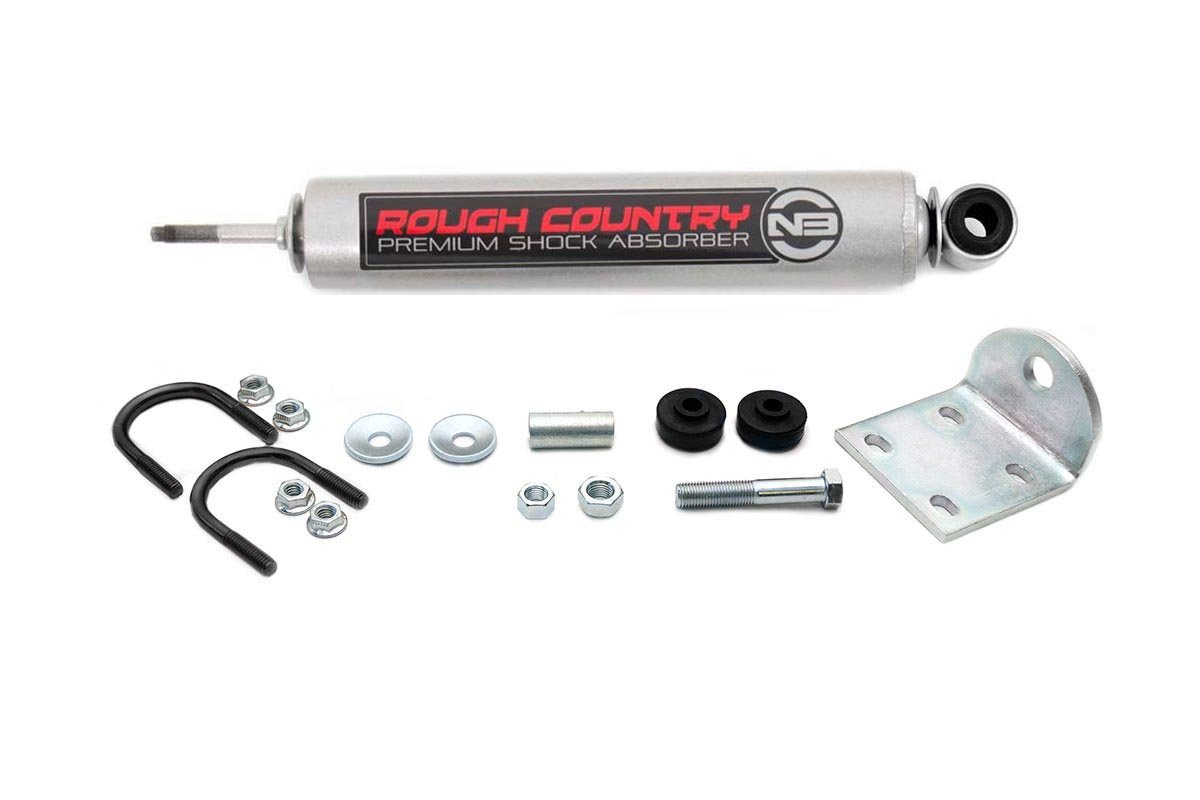 Rough Country Steering Stabilizer - Ford