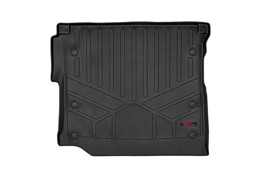 Rough Country Heavy Duty Cargo Liner w/ Factory Subwoofer - JL 4dr