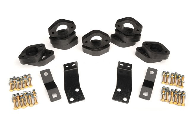 Rough Country 1.25in Body Lift Kit - JK 4dr