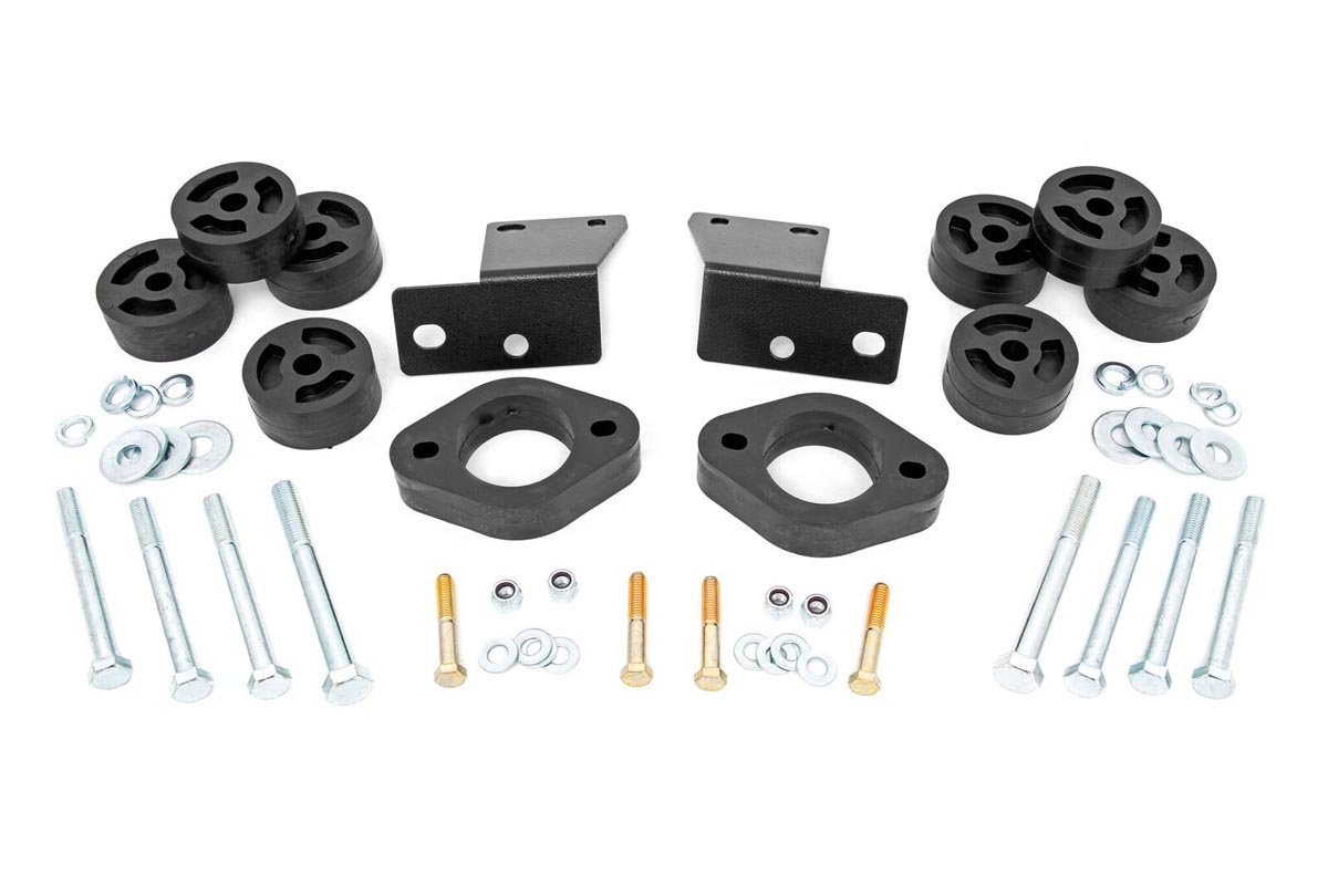 Rough Country 1.25in Jeep Body Lift Kit - JL