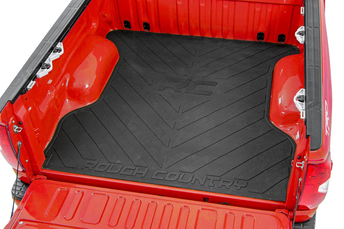 Rough Country Bed Mat, 6x6 Bed - Silverado/Sierra 1500 2019-21