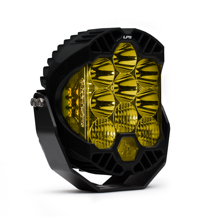 350013 Baja Designs LP9 Sport LED Pod Driving/Combo Amber Each