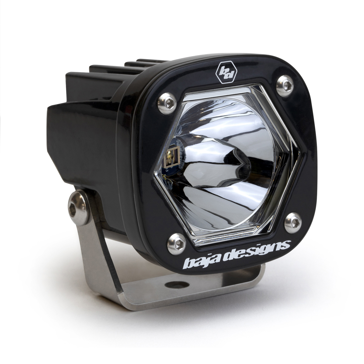 Baja Designs LED Light Pod S1 Spot Laser