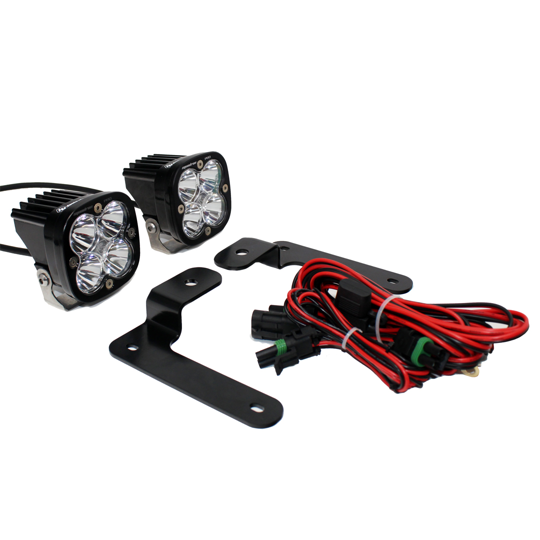 Baja Designs A-Pillar Light Kit Sportsmen Kit  - JL