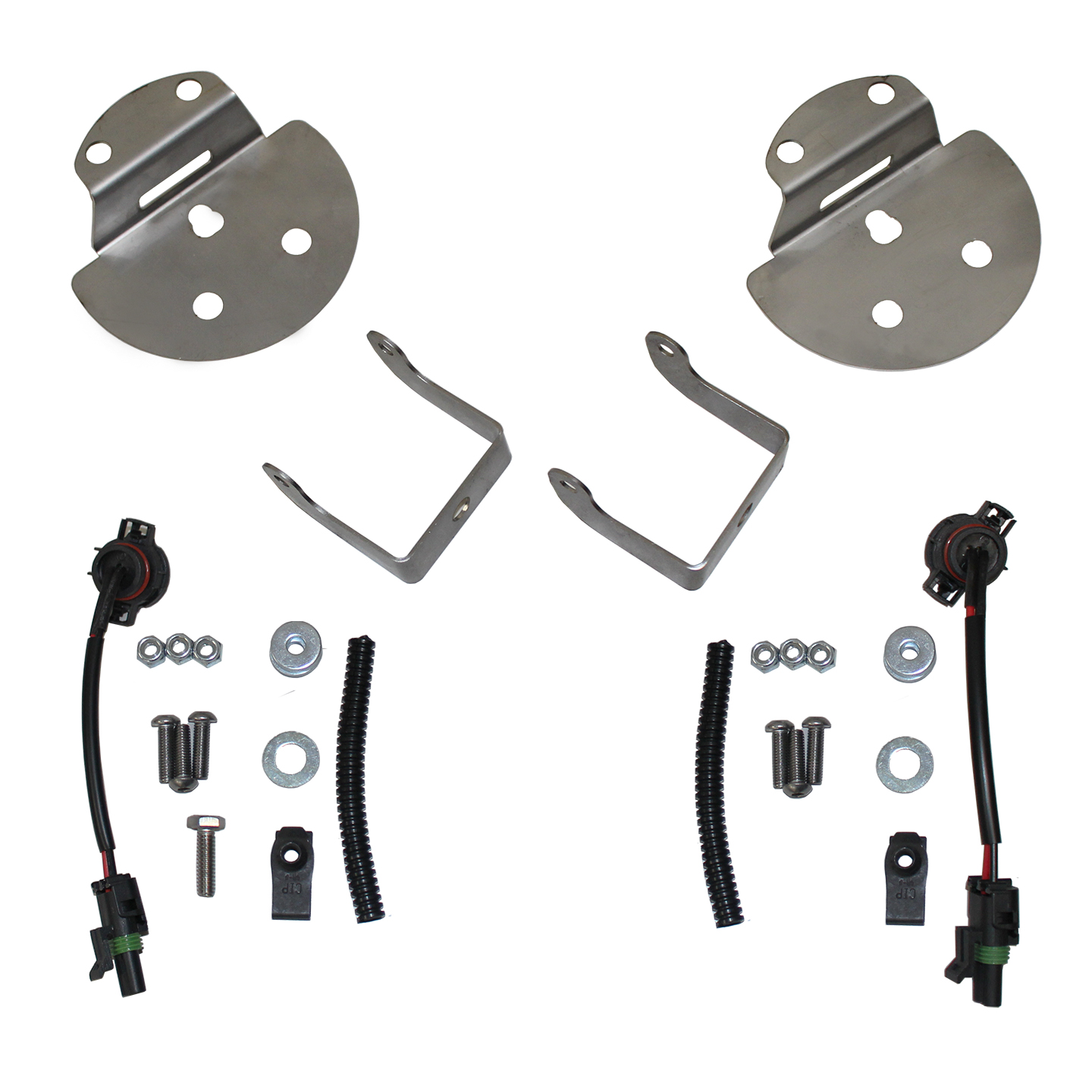 Colorado/Canyon Fog Pocket Mounting Kit 15-16 Canyon/Colorado Baja Designs