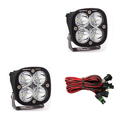 557801 Baja Designs Squadron Sport, Pair Spot LED