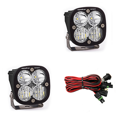 557803 Baja Designs Squadron Sport, Pair Driving / Combo LED