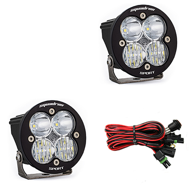 587803 Baja Designs Squadron-R Sport, Pair Driving / Combo LED
