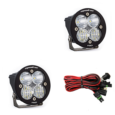 597803 Baja Designs Squadron-R Pro, Pair Driving / Combo LED
