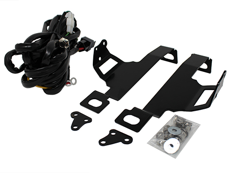 630804 Baja Designs Ford Super Duty 11-14 Mount Kit Black