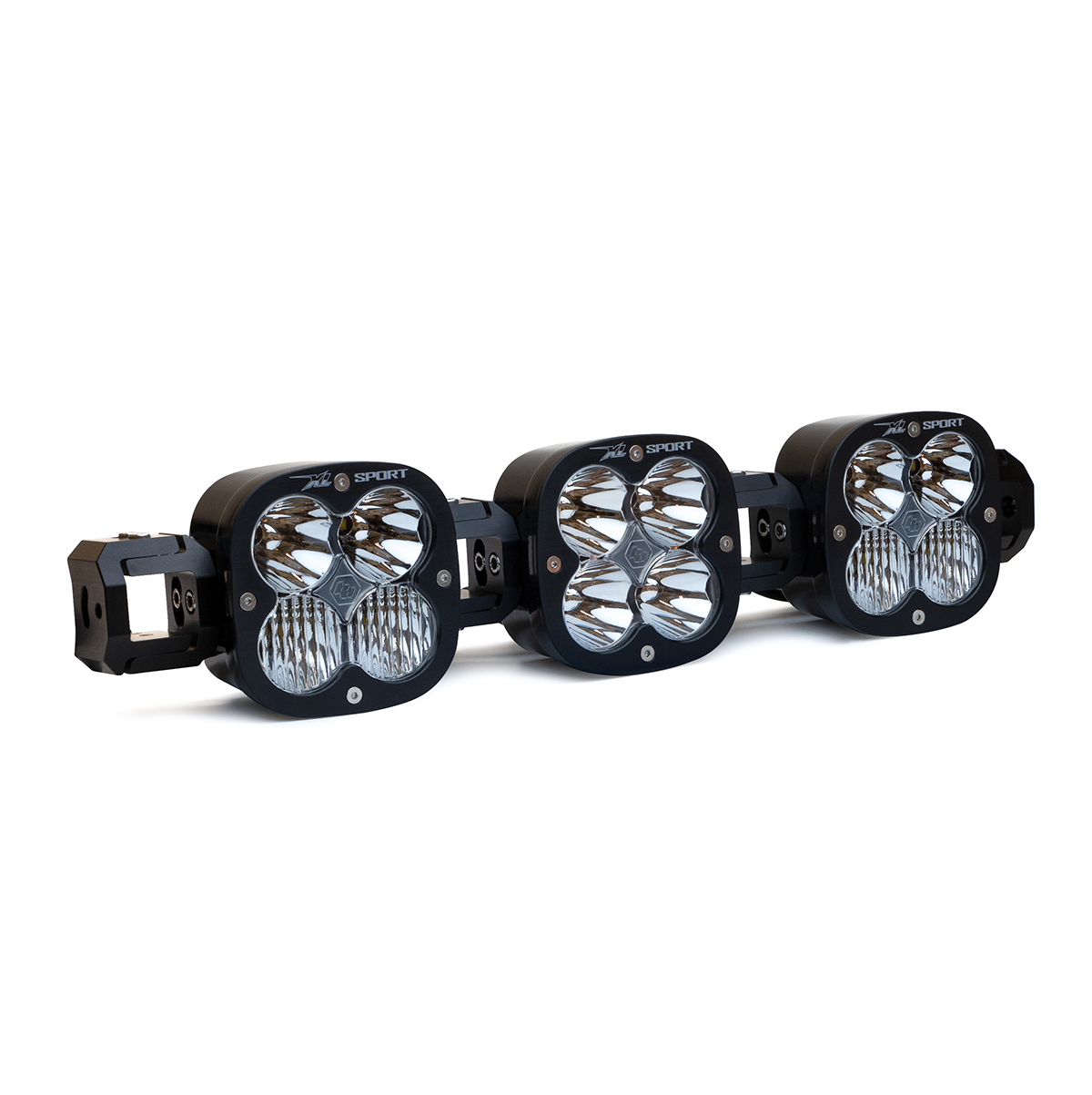 Baja Designs XL LINKABLE, 3 XL CLEAR LED LIGHT BAR