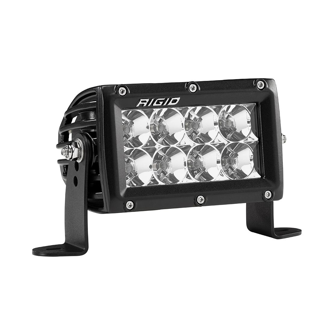 RIGID 104113 4 Inch Flood Light E-Series Pro, Each