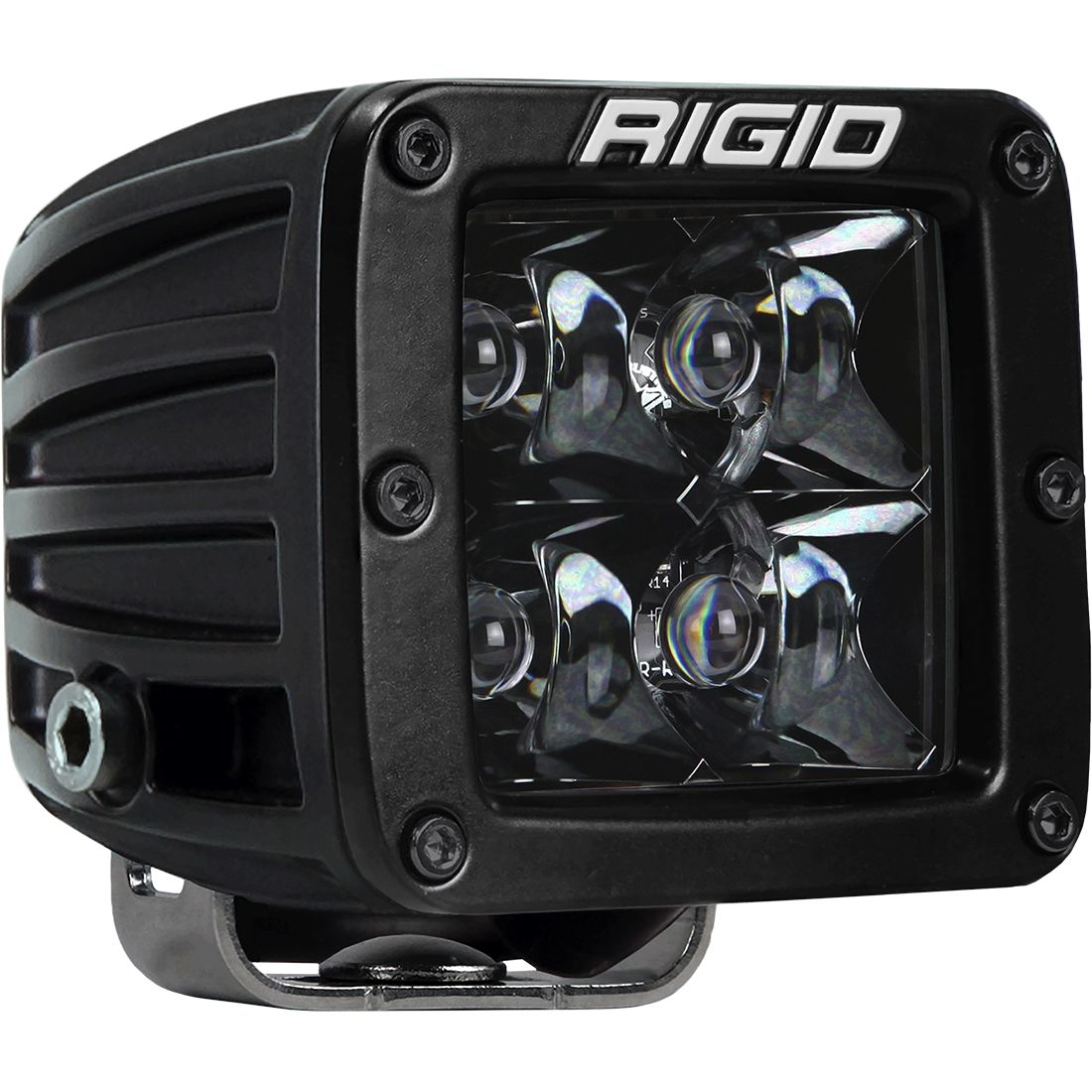 Spot Surface Mount Midnight D-Series Pro RIGID Industries
