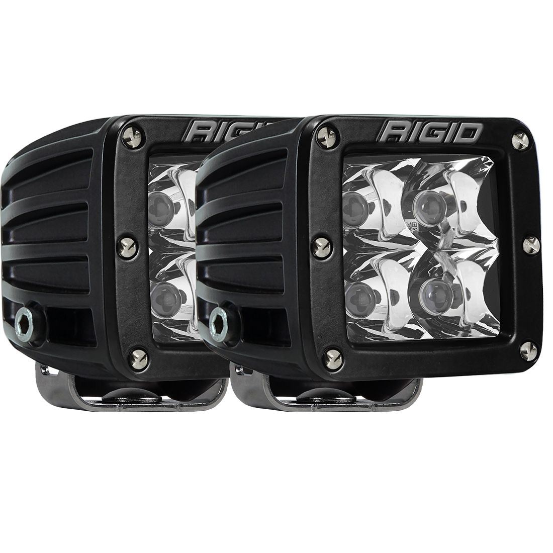 Spot E-Mark Surface Mount Pair D-Series Pro RIGID Industries