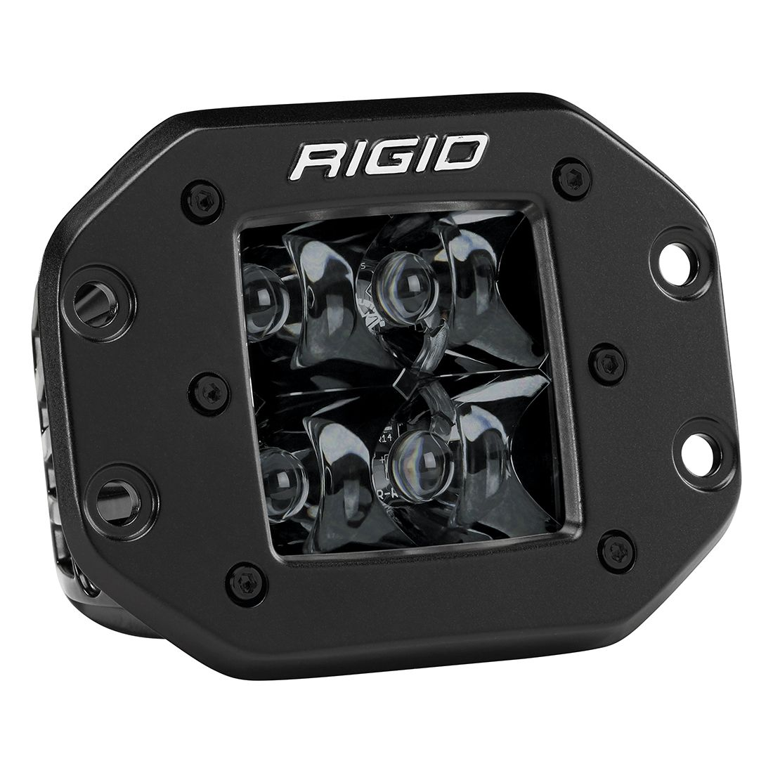 Rigid Industries D-Series Pro Spot Midnight