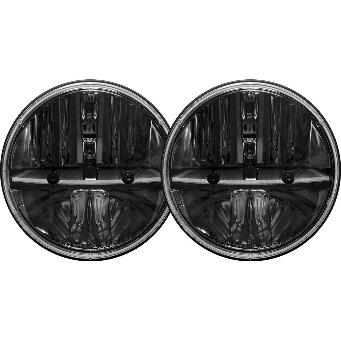 Rigid Industries Truck-Lite Series Round Headlights 7in - JK