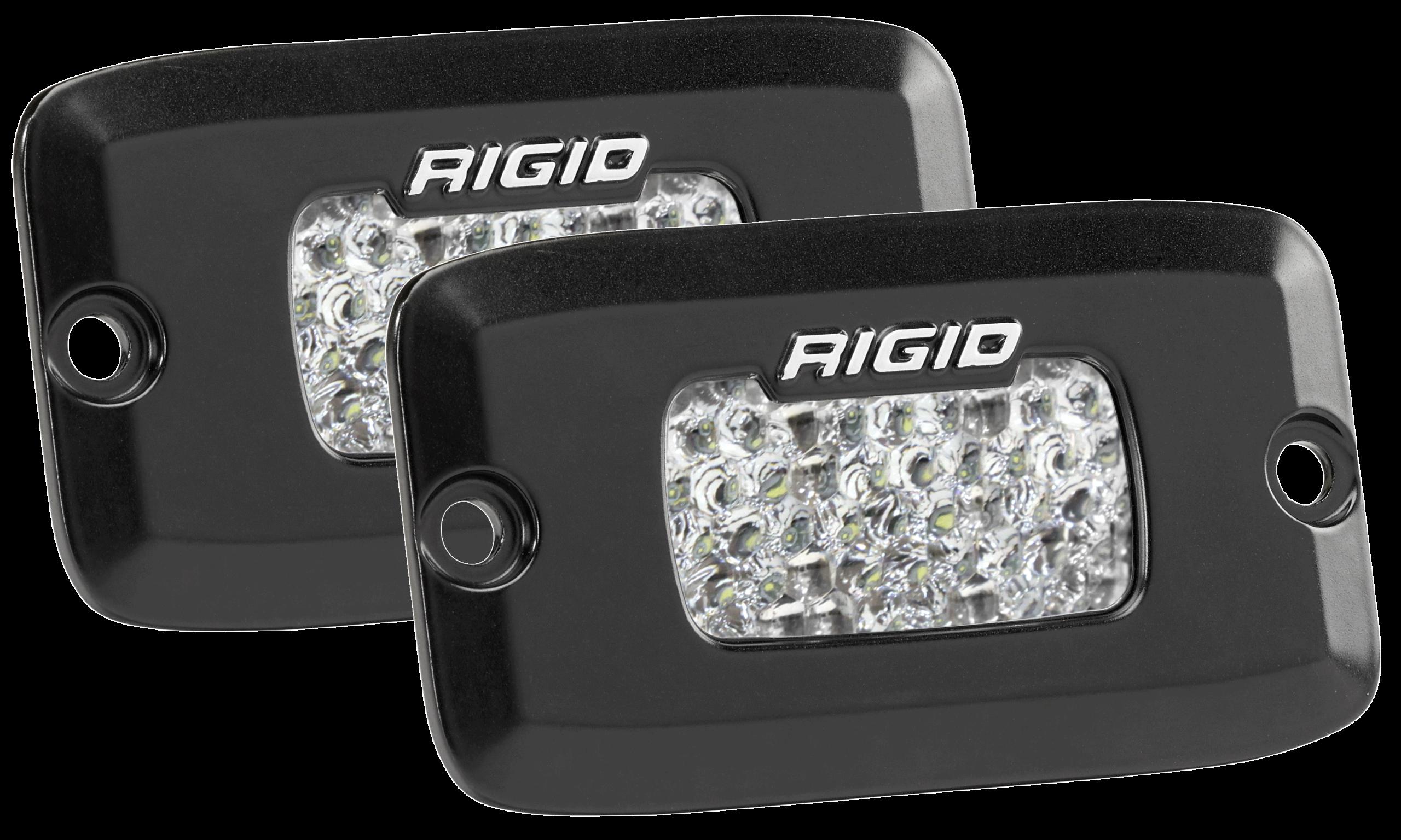 Diffused Backup Flush Mount Kit SR-M Pro RIGID Industries