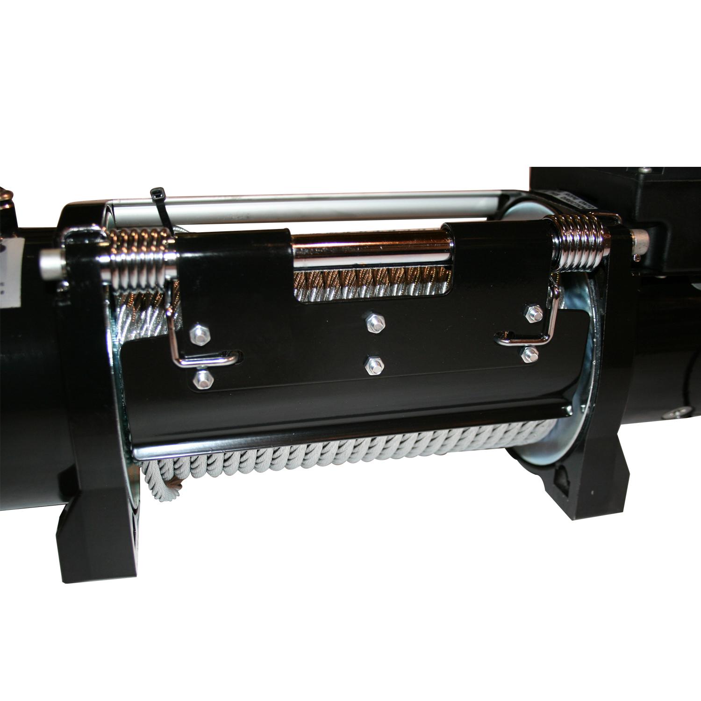 Tensioner Wire Rope for Truck Standard Series Black Bulldog Winch