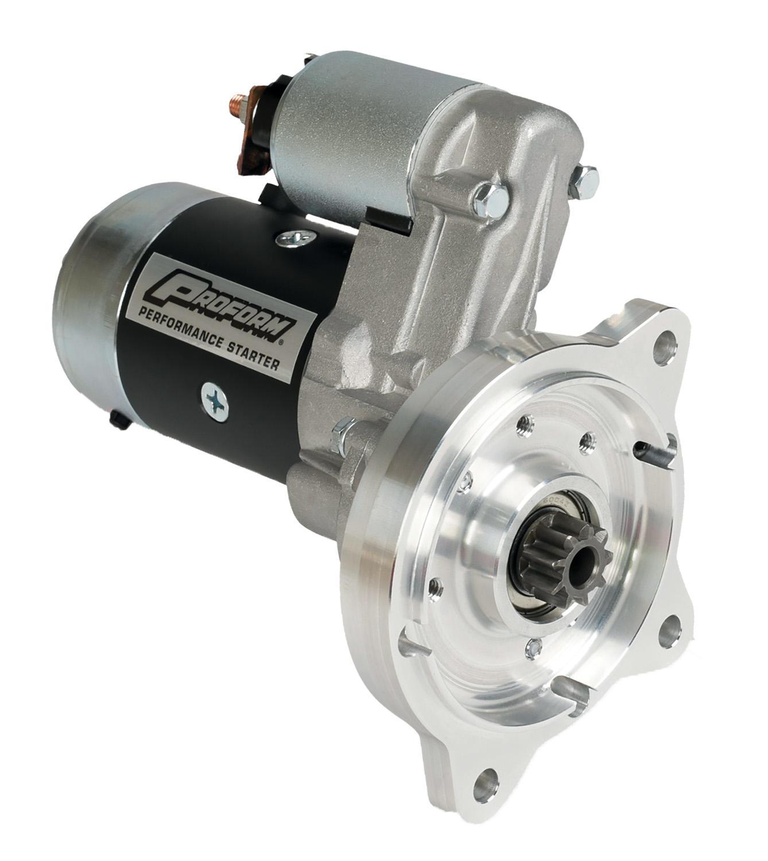 High torque starter gear reduction type 2 0kw ford 221 351 for Gear reduction starter motor