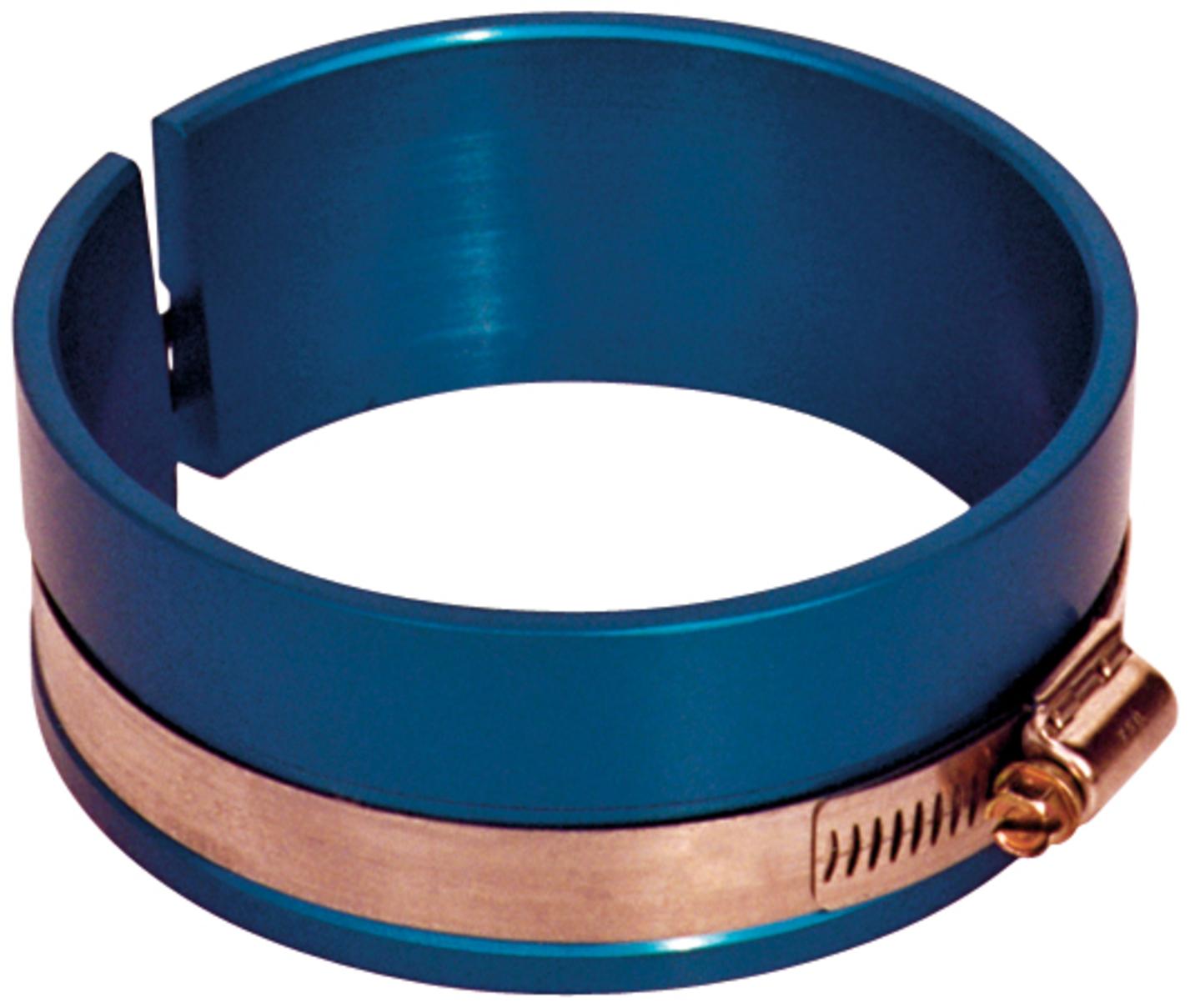 Proform Adjustable Piston Ring Compressor Tool Unit has a 4.000-4.090 Inch Bore Range Blue Anodized Aluminum Proform