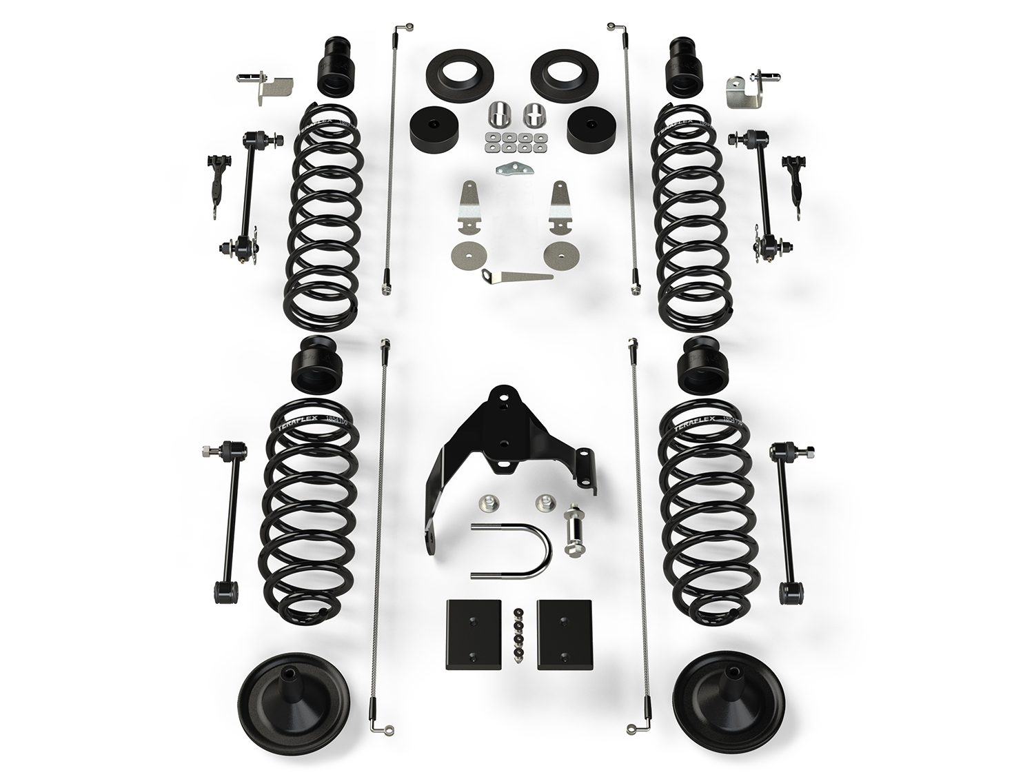 Teraflex 4in Base Lift Kit - JK 4DR