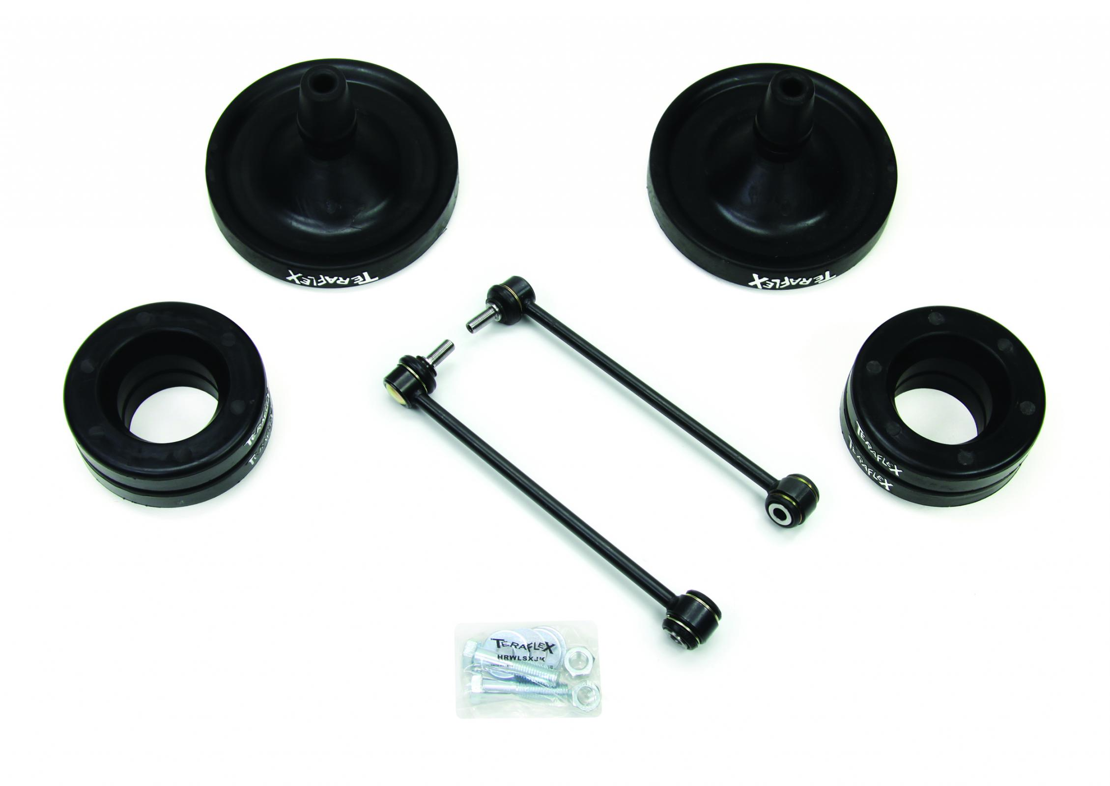 Teraflex 1.5in Suspension Leveling Kit - JK