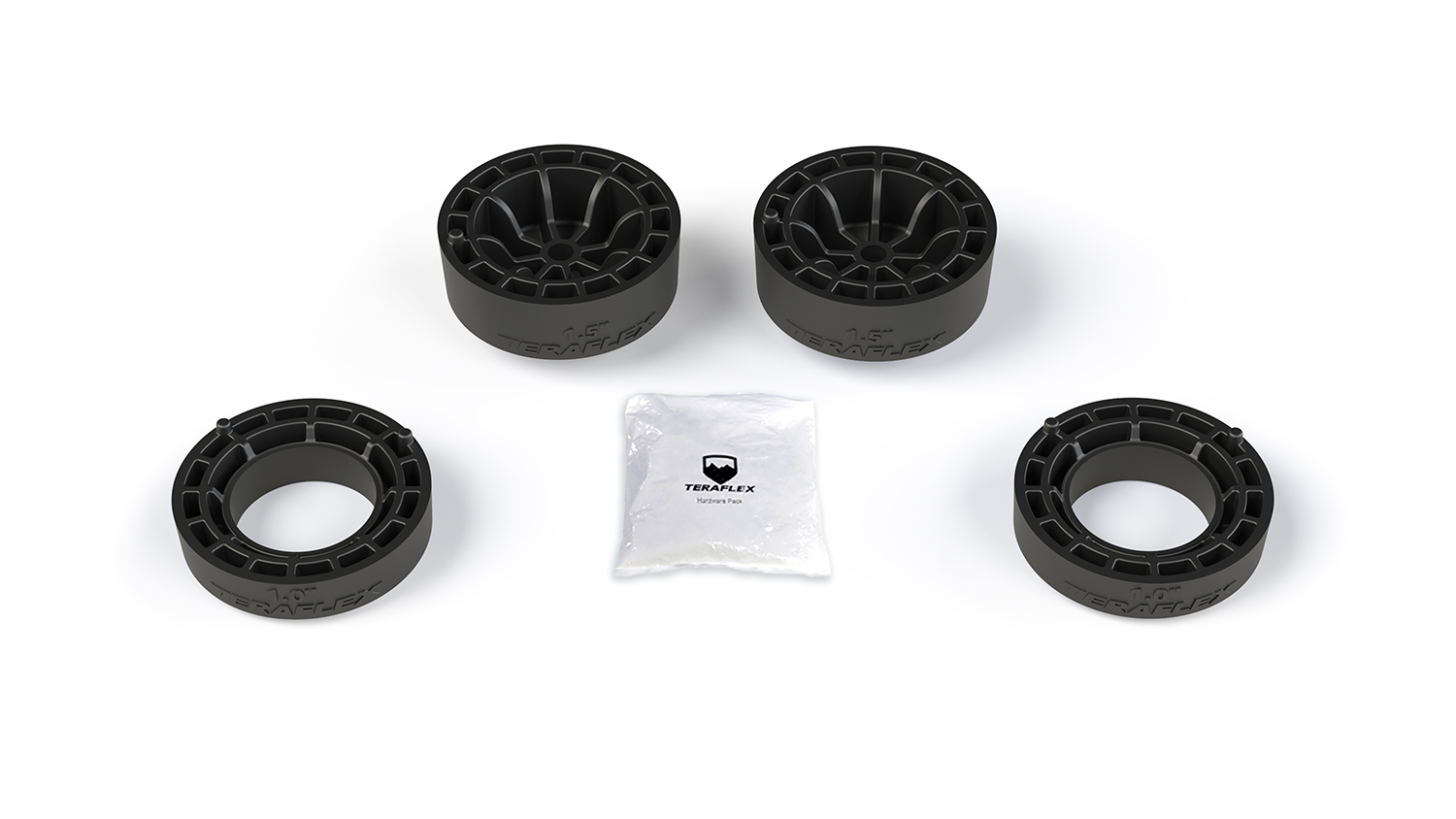 Teraflex 1.5in Performance Spacer Lift Kit - JL 2Dr