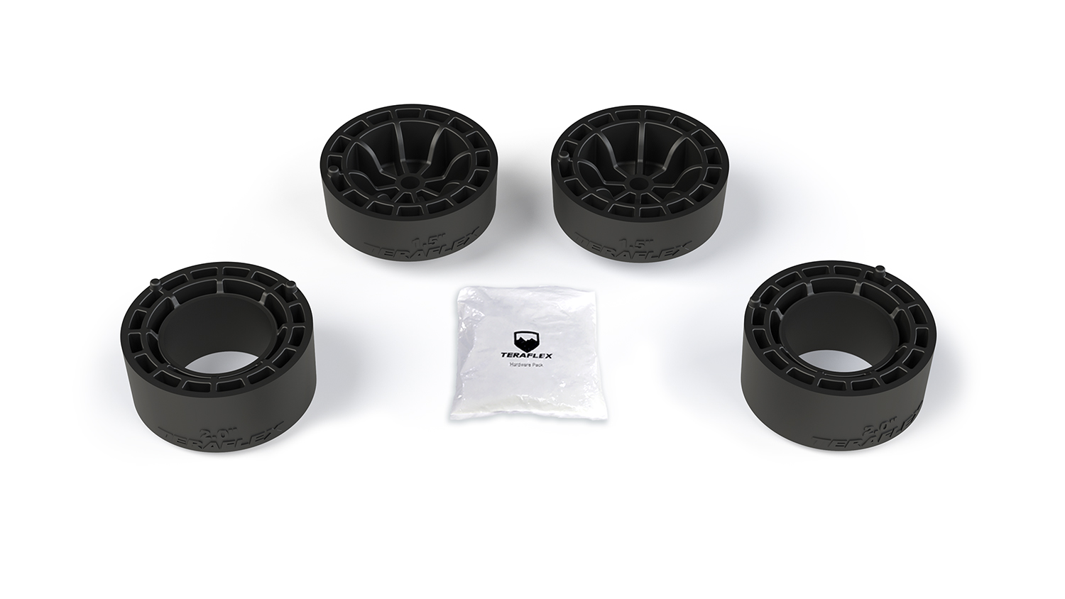 Teraflex 1.5in Performance Spacer Lift Kit - JL 4Dr
