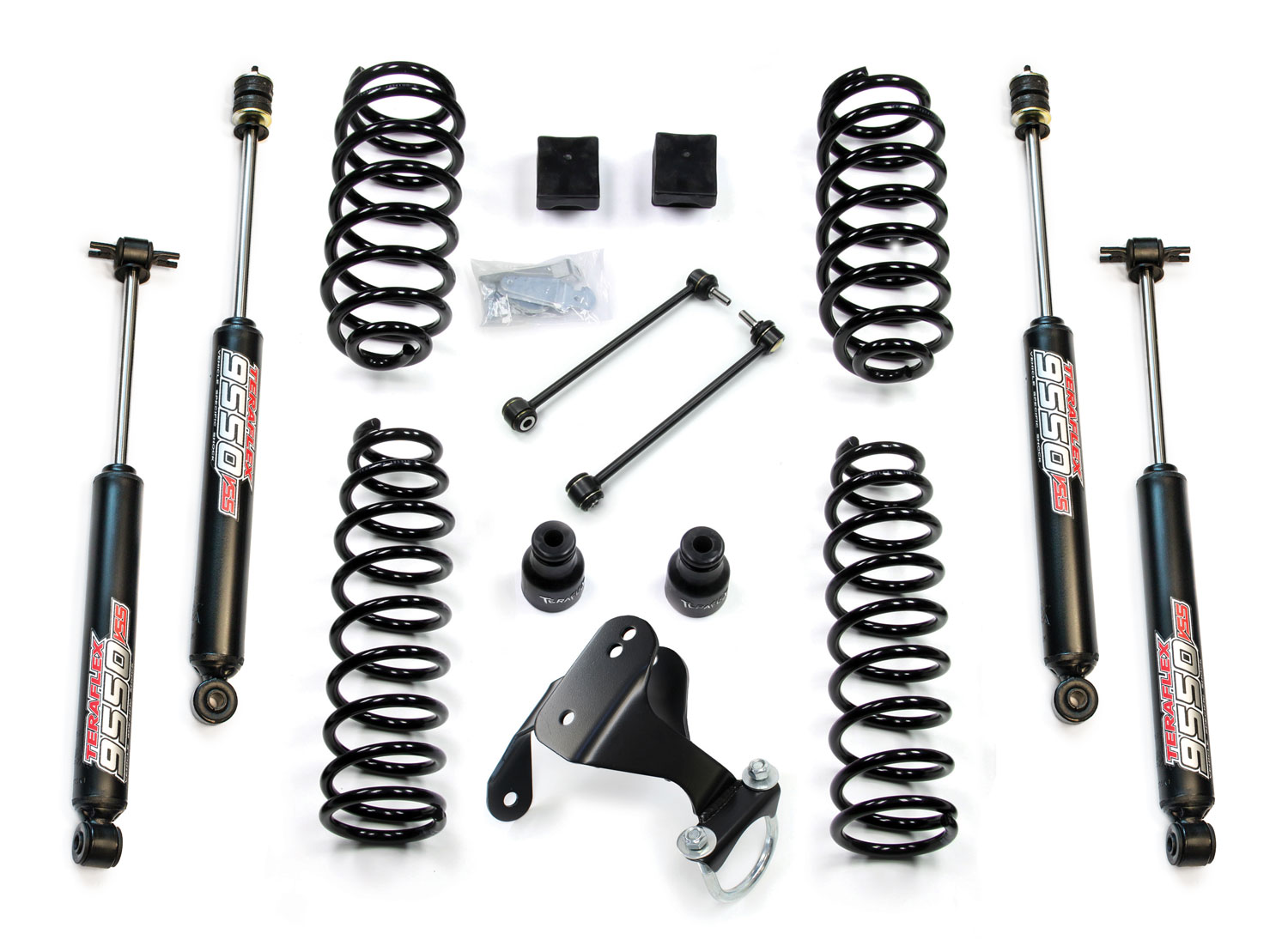 Teraflex Suspension 2.5in Lift Kit, w/Shocks  - JK 2DR
