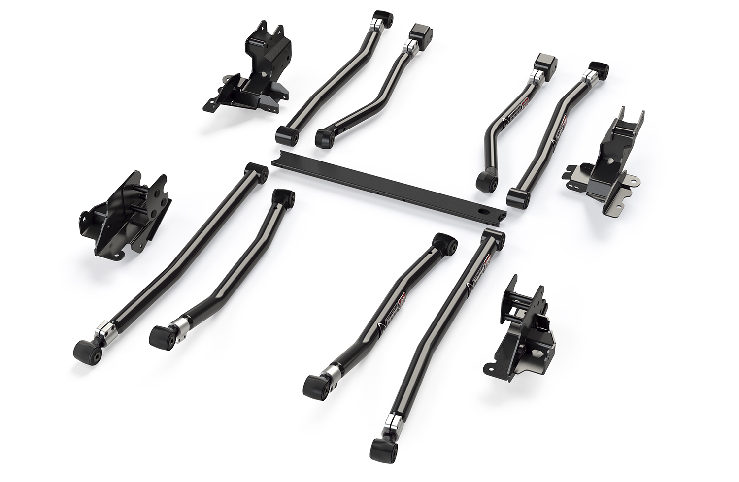 Teraflex Alpine IR Long Arm & Bracket Kit - 3in-6in - JL 4dr