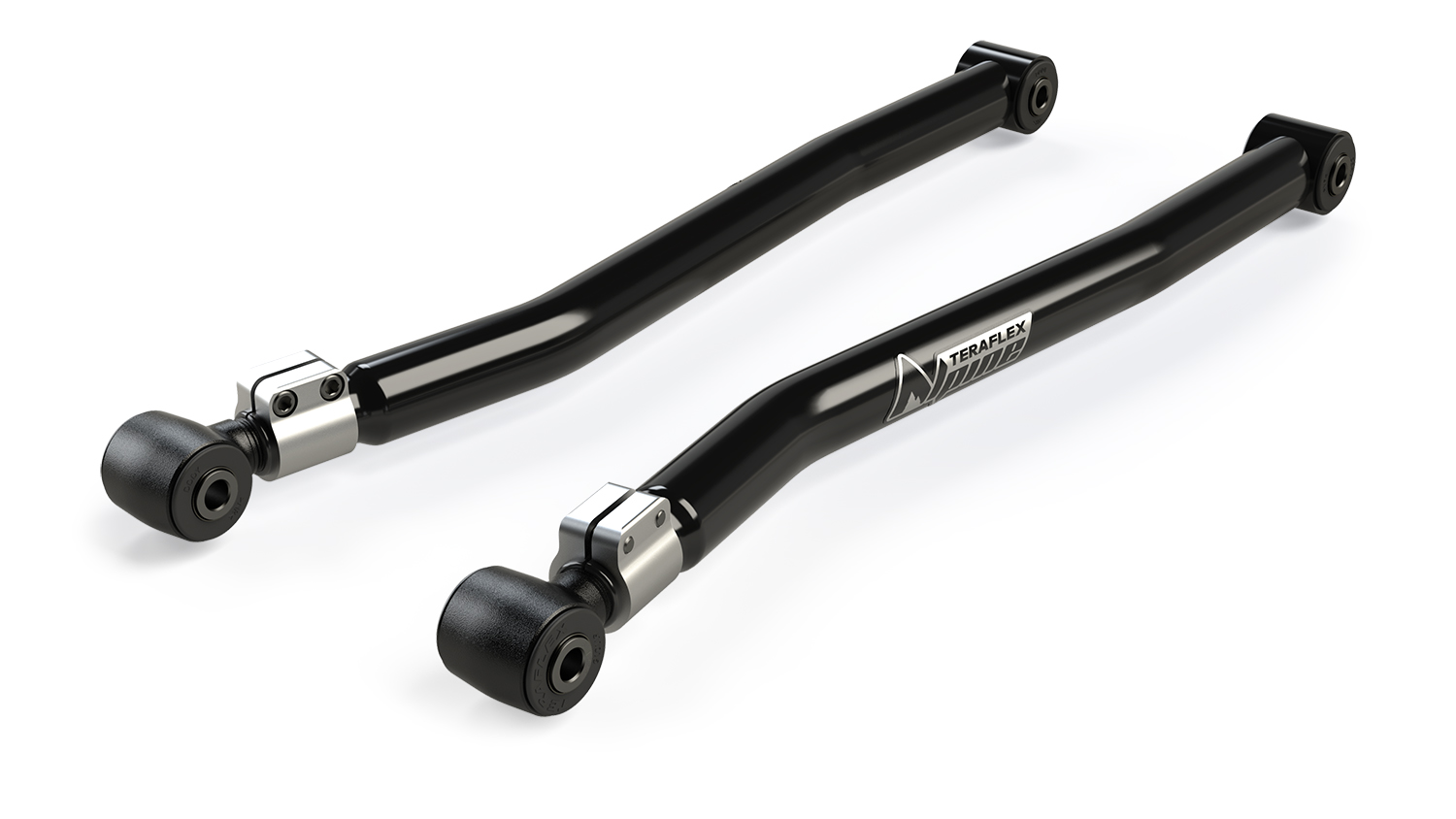 Teraflex Alpine Long Arms - Front Lower, Adjustable, 3in-6in Lift - JL