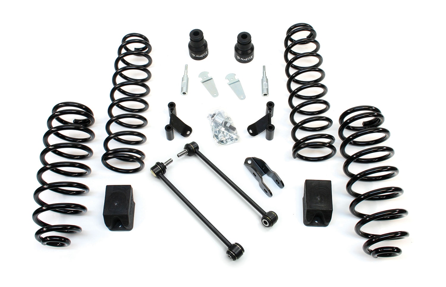 Teraflex Suspension 2.5in Spring Box Lift Kit, w/ Shock Adapters  - JK 4DR